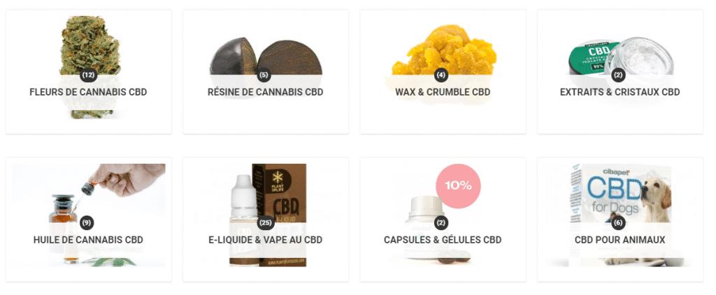 Comparação de preços on-line para o seu CBD (canabidiol)! 3
