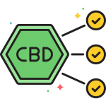 CBD vs. THC: comparison & differences between these molecules 4