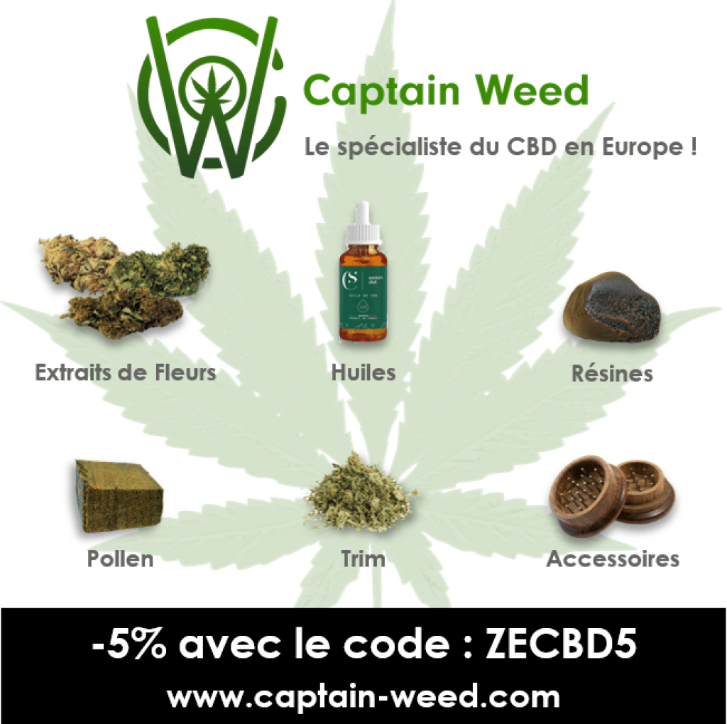CAPTAIN WEED 1